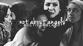 not about angels | multifemslash (FAC)