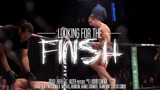 Looking For The Finish (MMA Finishes / Highlights)