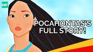 Pocahontas Full Story | Disney vs Original: Discovering Disney Princesses