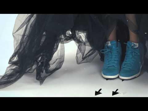 Lookbook in Motion: Chandni Sareen X NikeSportswear X Homegrown