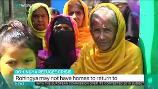 Myanmar steps could make Rohingya expulsion irreversible
