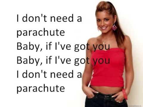 Cheryl Cole - Parachute [Lyrics]