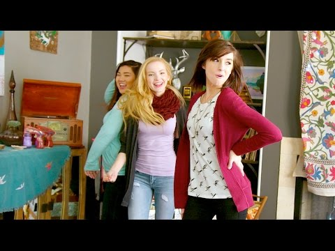 "What A Girl Is Dove Cameron Christina Grimmie Baby Kaely from ""Liv and Maddie"""