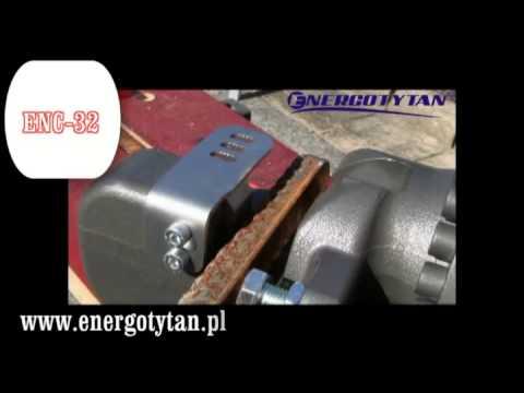 NOŻYCE DO PRĘTÓW ZBROJENIOWYCH ENC 32 ENERGOTYTAN