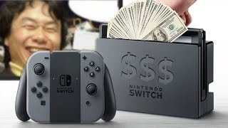 Nintendo Switch: TOO EXPENSIVE? - Dude Soup Podcast #105
