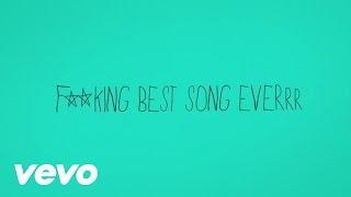Wallpaper. - F**KING BEST SONG EVERRR (Lyric Video)