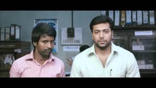Nimirndhu Nil | Tamil Movie | Scenes | Comedy | JayamRavi assembles a team of clean officers