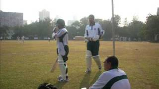 Macau cricket player picture