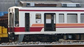 【東武 6050系 6171F+6161F+6166F 解体状況】東武6050系 6161F解体進む 東京メトロ03系 03-121Fは無傷で留置