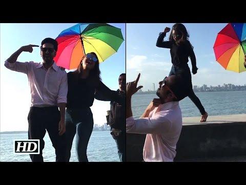 Xxx Mp4 Ayushmann And Parineeti S CRAZY Dance Watch Video 3gp Sex