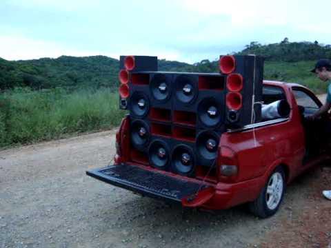 Pick up Corsa Chapeuzinho Vermelho