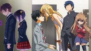 Rap amor en Anime || ANIME LOVE || parejas Anime || Eduardo END (prod. Ockrams)