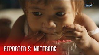 Reporter's Notebook: Mga batang tinitiis ang kalam ng tiyan, makapag-aral lamang