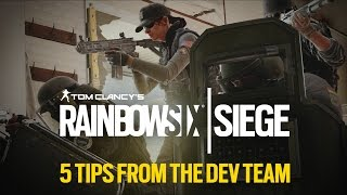 Tom Clancy's Rainbow Six Siege Official - Gameplay Tips