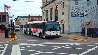 🚍/📹 New Jersey Transit: Bus Observations (December 2015) - Part 1/2