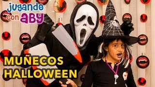 Especial Halloween. MUÑECOS MONSTRUOSOS