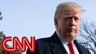 Trump is