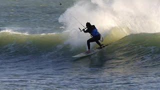 Western Sahara - Wave Hunt - kitesurf