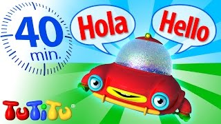 Aprendizaje TuTiTu | Inglés para bebés y niños | español a Inglés