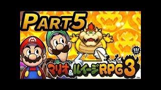 コメ付き 【TAS】マリオ&ルイージRPG3!!! part5 ~WIP~