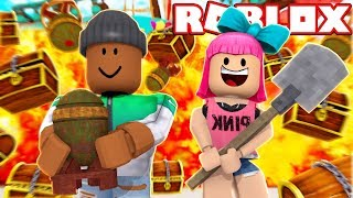 $100,000,000 NUKE!! | Roblox Treasure Hunt Simulator
