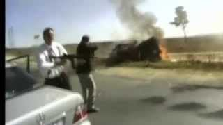 Worlds most dangerous Police SHOOTOUTS (graphic +18) South African SWAT: 'Special Task Force'