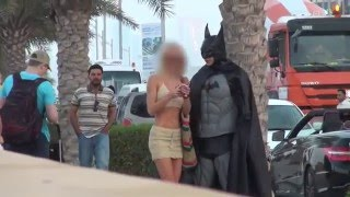 VitalyzdTv - Batman Gold Digger Prank Leaked Fake!?