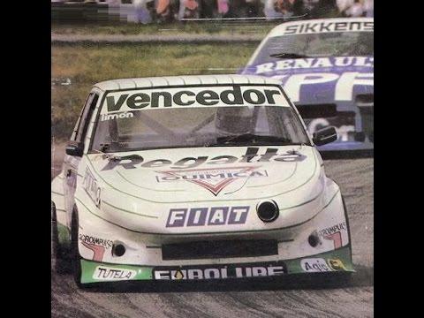 TC 2000 Cocho Lopez y el Fiat Regatta Vencedor 1990