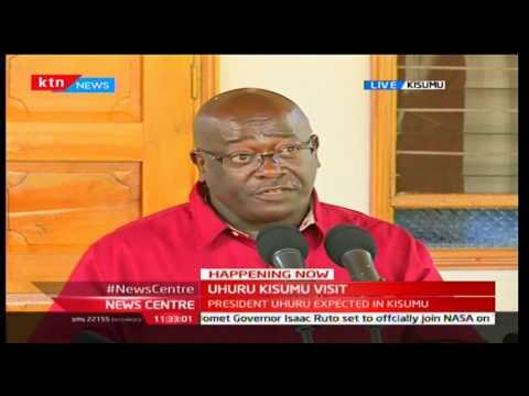 President Uhuru expected to preside over the drama festivals in Kisumu