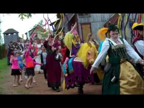 Chippewa Valley Renaissance Faire opens with wet weekend