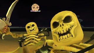 Skeleton Pirates ! Let
