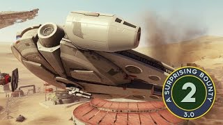 Disney Infinity 3.0 STAR WARS Part 2 - A Surprising Bounty - The Force Awakens