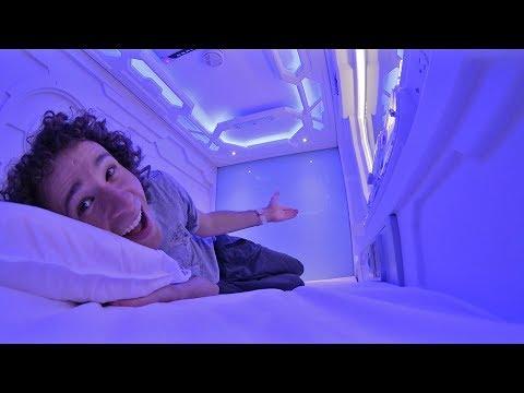Xxx Mp4 ¿Cómo Es Dormir Adentro De Una CÁPSULA DEL FUTURO 3gp Sex
