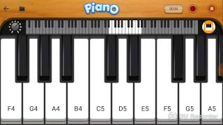 Mahabharat(Star Plus) theme piano.