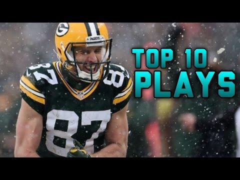 Top 10 Plays NFL 2016 17 Playoffs