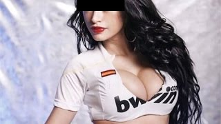 images TOP SEXY REAL MADRID FANS FOOTBALL SUMMER 2016