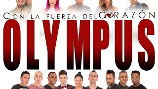 Orquesta Olympus. 2017. Tour : Cón la fuerza del corazón