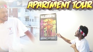CoryxKenshin's NEW Apartment Tour