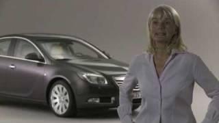 Opel Insignia - Engineering