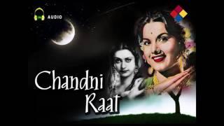 Nigaahein Ruk Gayin Haay Kahaan Par | Chandni Raat 1949 | Mohammed Rafi, Shamshad Begum
