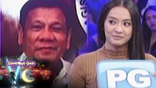GGV: Mocha rates President Duterte as