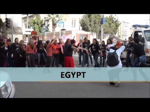 Xxx Mp4 One Billion Rising For Justice Flash Mob In Egypt 3gp Sex