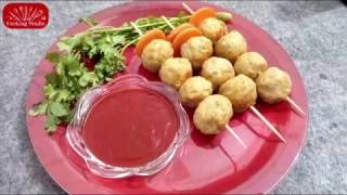 How to Make CP chicken ball || CP style chicken ball recipe