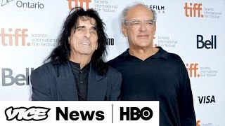 VICE News Tonight: Shep Gordon Used Flammable Panties To Make Alice Cooper A Star