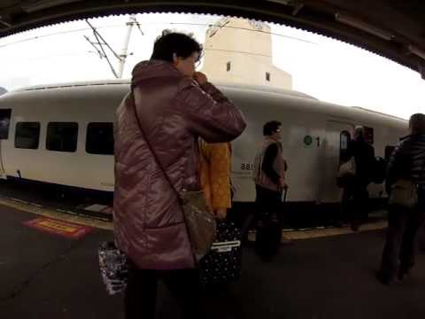 Xxx Mp4 Shinkansen Arriving In Train Station Beppu Japan 3gp Sex