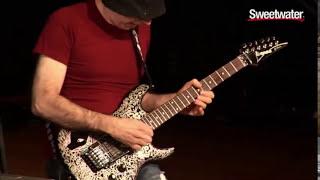 """Joe Satriani Plays """"Summer Song"""" at Sweetwater"""