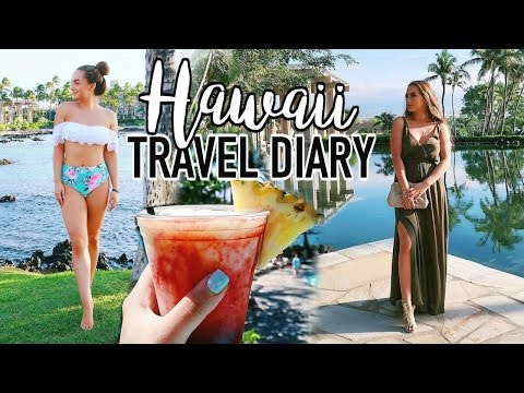 Hawaii Travel Diary Spring Break Outfits & Things to Do on Vacation