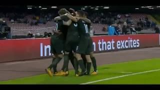 Napoli vs Manchester City (2-4) Highlights- UEFA Champions League 2017