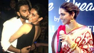 Deepika Padukone Praises Boyfriend Ranveer Singh In Public