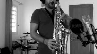 Worakls - Blue ( Jimmy Sax impro live)